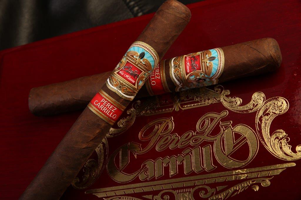 Cigar Aficionado Interview with Ernesto Perez Carrillo