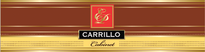 E.P. Carrillo Cabinet Band