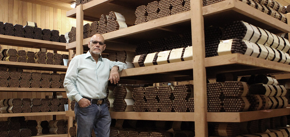 Ernesto Perez Carrillo - Cigar Warehouse