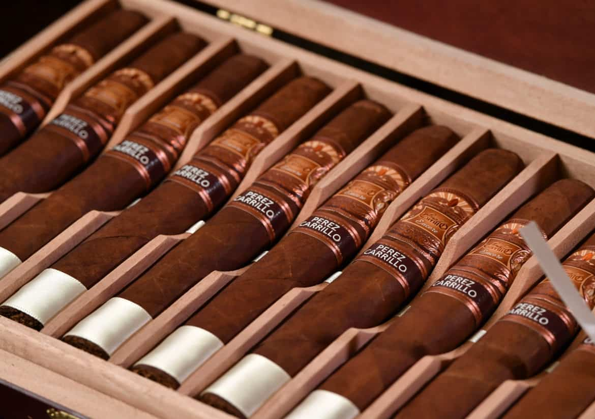Encore Majestic - Cigar of The Year - E.P. Carrillo Cigar Box